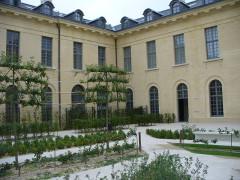 Ancienne Maison de Charité, ancien hôpital Richaud - Français:   Ancien Hôpital Richaud, après restauration