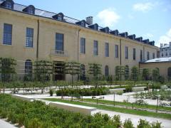 Ancienne Maison de Charité, ancien hôpital Richaud - Français:   Carré des Siècles