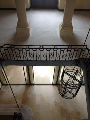 Ancienne Maison de Charité, ancien hôpital Richaud - Français:   Ancien Hôpital Richaud, Cage d\'escalier