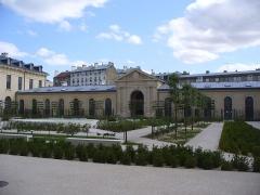 Ancienne Maison de Charité, ancien hôpital Richaud - Français:   Versailles - Richaud par 2BDM