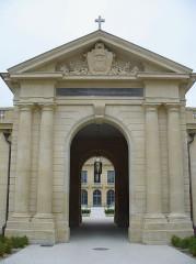 Ancienne Maison de Charité, ancien hôpital Richaud - Français:   Versailles - Richaud