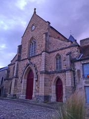 Eglise Saint-Clément -
