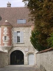 Maison à tourelles - English: House of Jean Cocteau, Milly la Foret, Ile de France