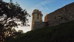 Ancien château -  Linas, Île-de-France, France