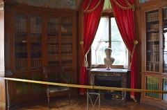 Domaine national de la Malmaison - Bibliothèque - Château de Malmaison