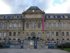 Domaine national de Saint-Cloud : ancienne école nationale de céramique - Français:   Entrée de la Cité de la céramique (musée et manufacture)  à  Sèvres