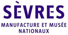 Domaine national de Saint-Cloud : ancienne école nationale de céramique - Français:   Logo de Sèvres - Manufacture et Musée nationaux