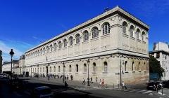 Bibliothèque Sainte-Geneviève - Place du Panthéon (n°10 bibliothèque Sainte-Geneviève) - Paris V