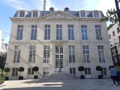 Hôtel Le Brun - Deutsch: Paris, Hôtel Le Brun im 5. Arrondissement