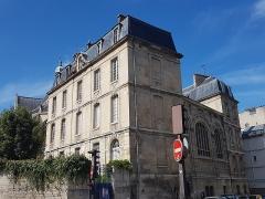 Presbytère de l'église Saint-Etienne-du-Mont - Deutsch: Historistisches Gebäude in Paris-5. Arrondissement