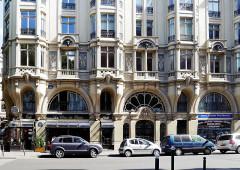 Immeuble dit Maison Hennebique - English: Danton street - Paris