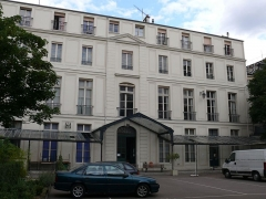 Lycée Fénelon - English: Main building of Lycée Fénelon (Paris, France)