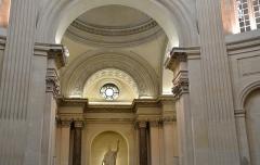 Palais de l'Institut (ancien collège des Quatre-Nations) - Intérieur de l'Institut de France, Paris 6ème arrondissement, France