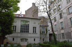 Immeuble et musée Delacroix - Français:   Musée Delacroix