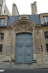 Hôtel Gouffier de Thoix, actuellement annexe des services du premier ministre -  Rue de Varenne @ Paris