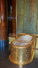 Hôtel du Ministère des Affaires Etrangères - Salle de bain du Roi de l'hôtel du ministre des Affaires étrangères