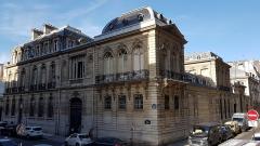 Hôtel de Pomereu - Deutsch: Historistisches Gebäude in Paris-7. Arrondissement