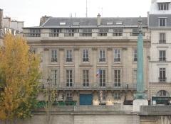 Hôtel de Tessé - English: Hôtel de Tessé, 1 Quai Voltaire, Paris.