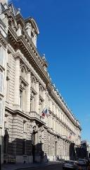 Ancien hôtel de Villeroy, actuellement ministère de l'Agriculture et de la Pêche - Deutsch: Historistisches Gebäude in Paris-7. Arrondissement