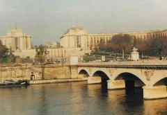 Pont d'Iéna -  021 Paris