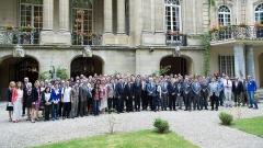 Ancien hôtel de Béarn, actuellement ambassade de Roumanie -  ICAN IZEST ELI-NP Conference