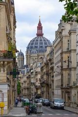 Eglise Saint-Augustin -   Paris  Victor Baltard, architecte des anciens pavillons des Halles de Paris, mais aussi de l\'église St Augustin