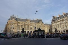 Gare Saint-Lazare -  Gare Saint-Lazare @ Paris