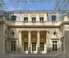 Immeuble - English: Hôtel Alexandre by Étienne-Louis Boullée