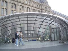 Métropolitain, station Saint-Lazare -