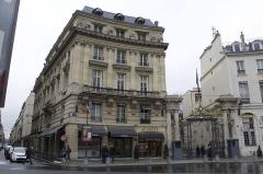 Hôtel du Ministère de l'Intérieur -  Paris