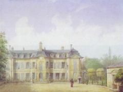 Mairie annexe du neuvième arrondissement - English: Vue de l'Hôtel d'Augny, actuelle mairie du IXe arrondissement