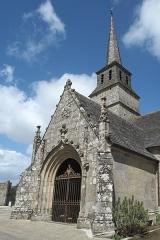 Eglise Notre-Dame du Tertre - Deutsch: Katholische Kirche Notre-Dame du Tertre in Châtelaudren im Département Côtes-d'Armor (Region Bretagne/Frankreich)
