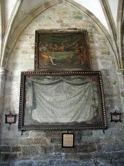 Eglise Saint-Yves - Brezhoneg: Ar Vinic'hi. Iliz. Testamant Sant Erwan
