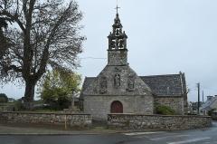 Chapelle de Perros-Hamon - Deutsch:   Kapelle von Perros-Hamon in Ploubazlanec im Département Côtes-d'Armor (Region Bretagne/Frankreich)