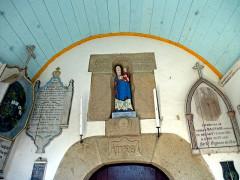 Chapelle de Perros-Hamon - Français:   Chapelle intérieur