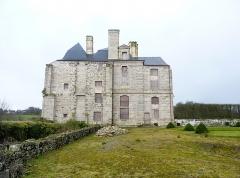 Château - Français:   Le château de Quintin.
