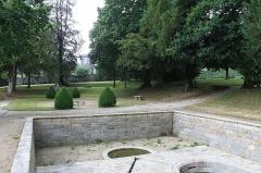 Fontaine des Carmes - Fontaine des Carmes