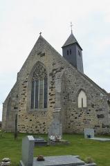 Eglise Saint-Gobrien - Deutsch: Katholische Kirche Saint-Gobrien in Morieux im Département Côtes-d'Armor (Region Bretagne/Frankreich)