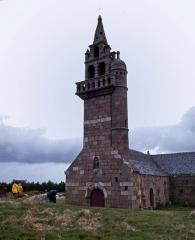 Chapelle Notre-Dame de l'Ile Callot - Deutsch: Carantec, Callot 1978
