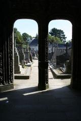 Cimetière -  Patrimoine du Finistère