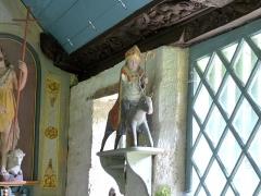 Chapelle et fontaine Notre-Dame des Fontaines -  Visite à l'abbaye de Daoulas