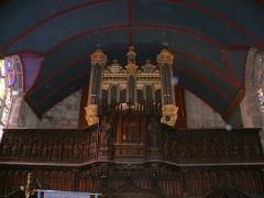 Eglise Notre-Dame de Rumengol - English: Our-Lady-of-Rumengol's church of Le Faou (Finistère, Bretagne, France).