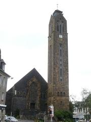 Eglise Saint-Pierre et Saint-Paul - English: Saint-Peter-and-Paul's church of Guipavas (Finistère, Bretagne, France).
