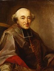 Ancienne abbaye de Saint-Guénolé - Français:   Mgr Toussaint Conen de Saint-Luc, dernier évêque de Cornouaille entre 1773 et 1790 et dernier abbé de l\'abbaye de Langonnet. Il bénéficie aussi  de la mense de l\'abbaye de Landévennec entre 1780 et 1790