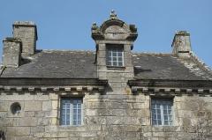 Immeuble - Deutsch:   Gebäude in Locronan im Département Finistère (Region Bretagne/Frankreich)