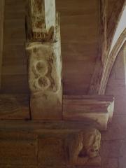 Chapelle de Notre-Dame-de-la-Joie - Français:   Chapelle Notre-Dame-de-la-Joie de Penmarc\'h (29). Blochet.