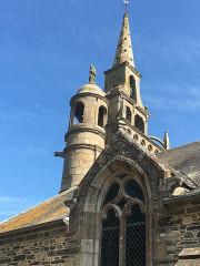 Eglise Saint-Etienne - Français:   Les tours