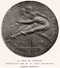 Manoir de la Haye - Canadian military physician, teacher, sculptor and athlete