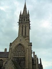 Eglise Notre-Dame du Creisker ou Kreisker - Français:   La chapelle du Kreisker à Saint-Pol-de-Leon dans le Finistère.