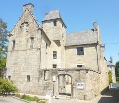 Maison prébendale - Français:   Saint-Pol-de-Léon: la \